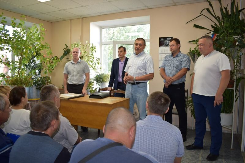 Колдоговор подписали на собрании коллектива «Уралдомнаремонт-Модернизация» накануне Дня металлурга