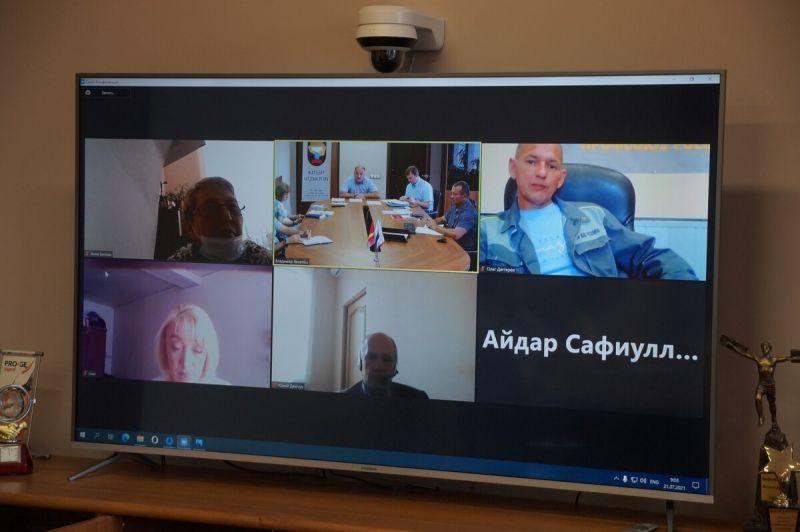 Комиссия по подготовке областной отчетно-выборной конференции ГМПР