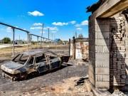 Профсоюзы помогут пострадавшим на пожаре в поселке Джабык