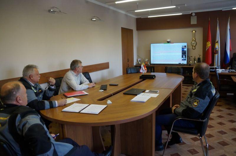Онлайн-совещание прошло с участием профлидеров большинства предприятий ГМК Челябинской области