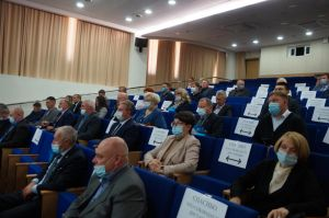 Встреча руководства ГМПР с профактивом предприятий ГМК Урала